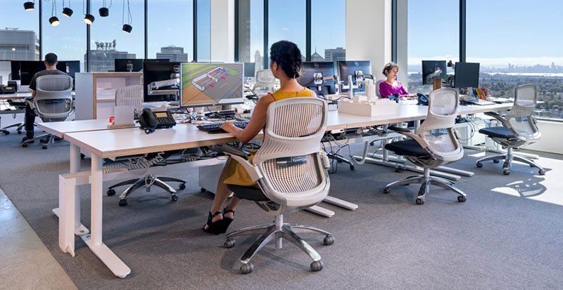 Demand for Office Space Remains High