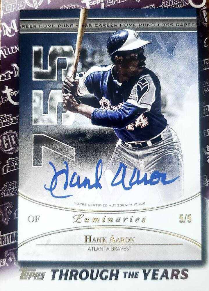 2021 Topps Through the Years Cards Fooling Collectors