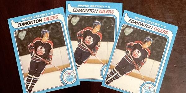 1979-80 Topps Wayne Gretzky Rookie Tops One Million Dollars