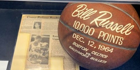 Celtics Legend Bill Russell Auctions Personal Items Including Championship Rings