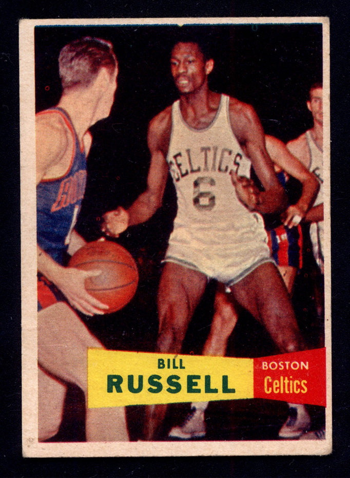 1957 Topps Basketball Comes to Just Collect