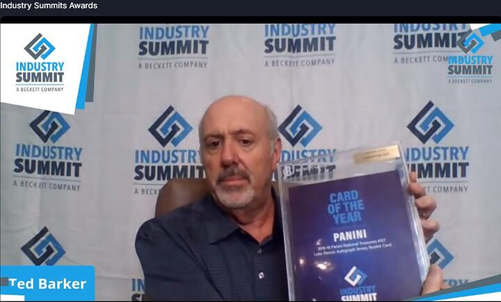Card of the Year Announced at Beckett Industry Summit