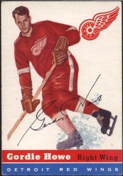 1954 Topps Hockey Near Set Purchase