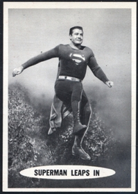 Superman and Super Heroes: Non-Sports Card Collection