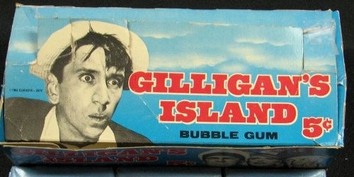 1965 Topps Gilligan's Island Non-Sport Set Collection