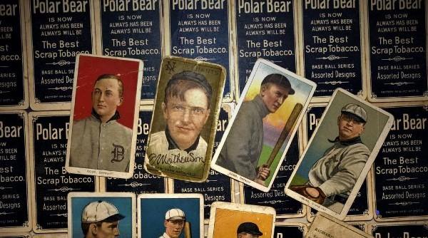 Pennsylvania Polar Bear Tobacco Card Collection