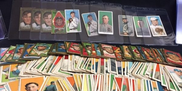 The Boston Investor's Vintage Baseball Card Collection