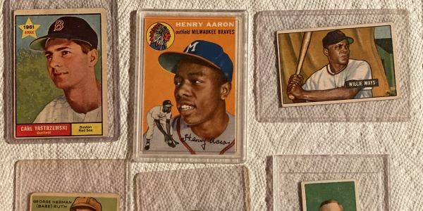 Found Some Old Baseball Cards? 5 Things to Do