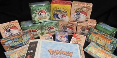 Pokémon Collection - Gotta Get 'em All!