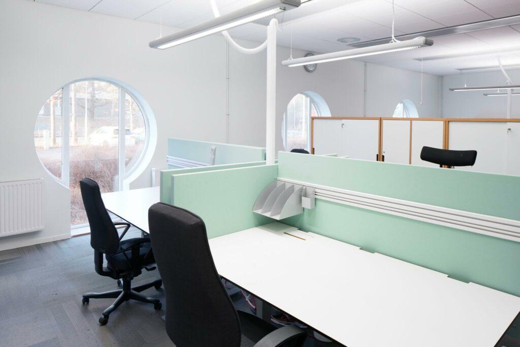Sanna office hub kontor