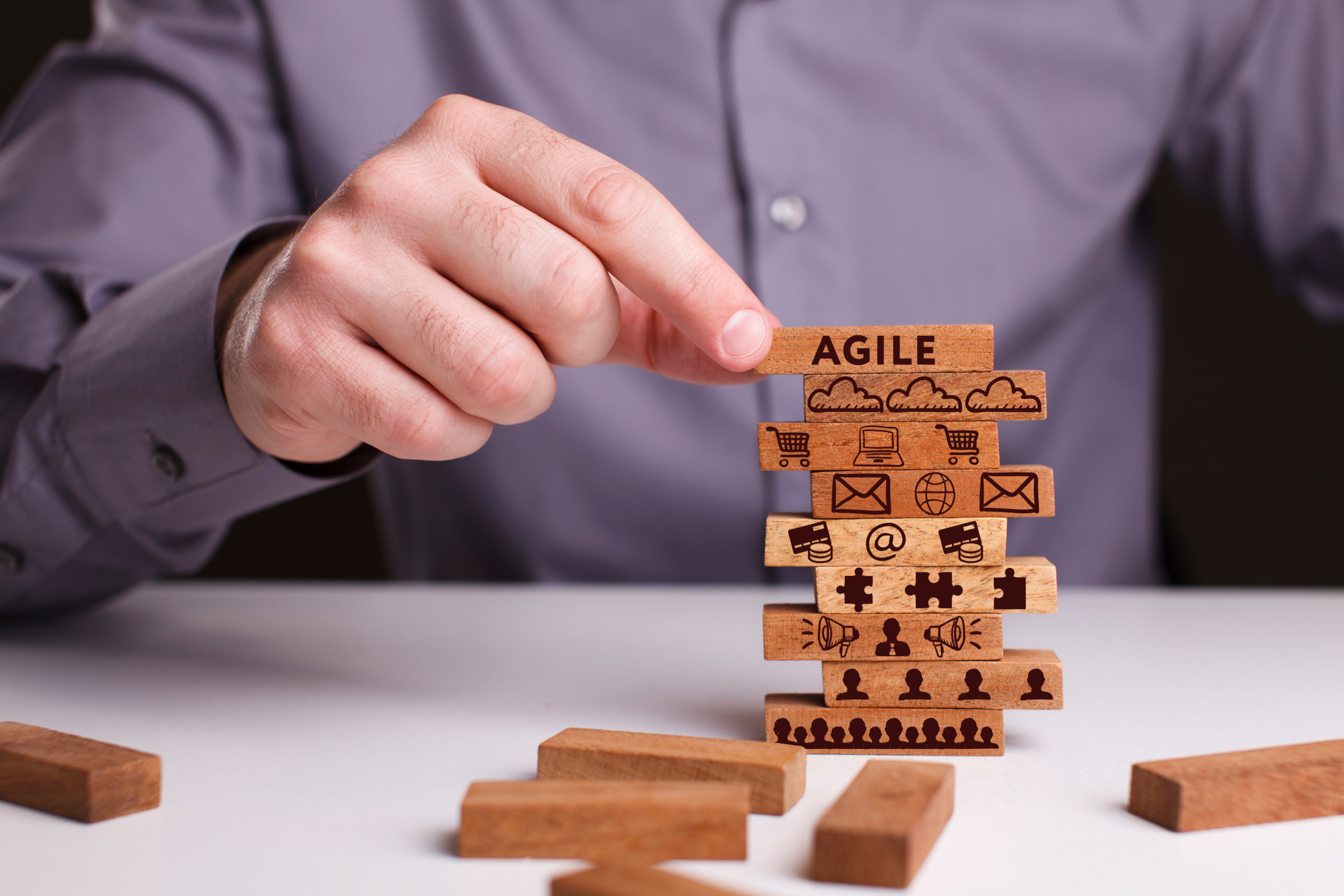 Episode 2: 6 Steps to Achieve Business Agility