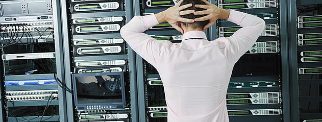 Ensuring proper data recovery during an unexpected disaster