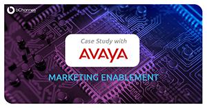 Avaya - Marketing Enablement