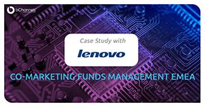 Lenovo - Co-Marketing Funds Management (EMEA)