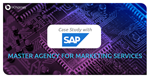 SAP - Master Agency for Marketing Services