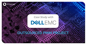 DELL EMC - Outsourced PMM Project