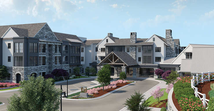 How 3D Renderings, 3D Animation, And Virtual Reality Tours Are Shaping Senior Living Communities