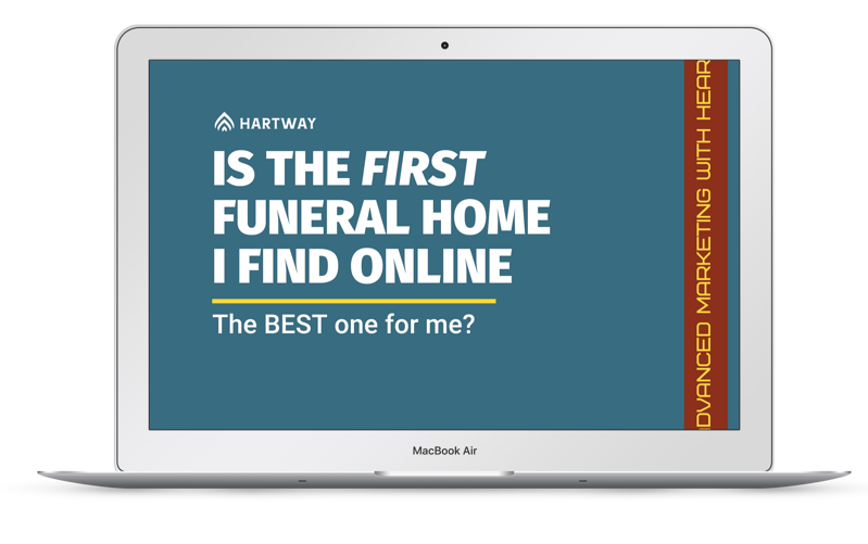 Question is the first funeral home i find online the best one for me?