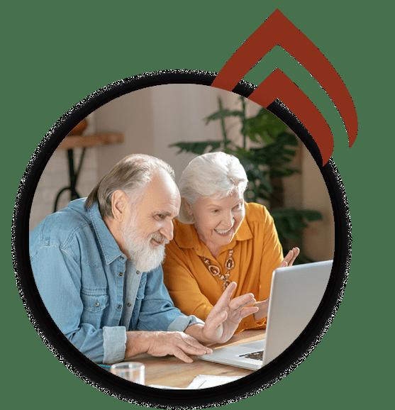 elderly couple preplanning funeral costs