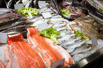 Makro: seguridad en venta de pescados y mariscos al por mayor