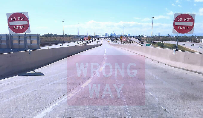10 lessons learns from evaluating wrong-way detection technology