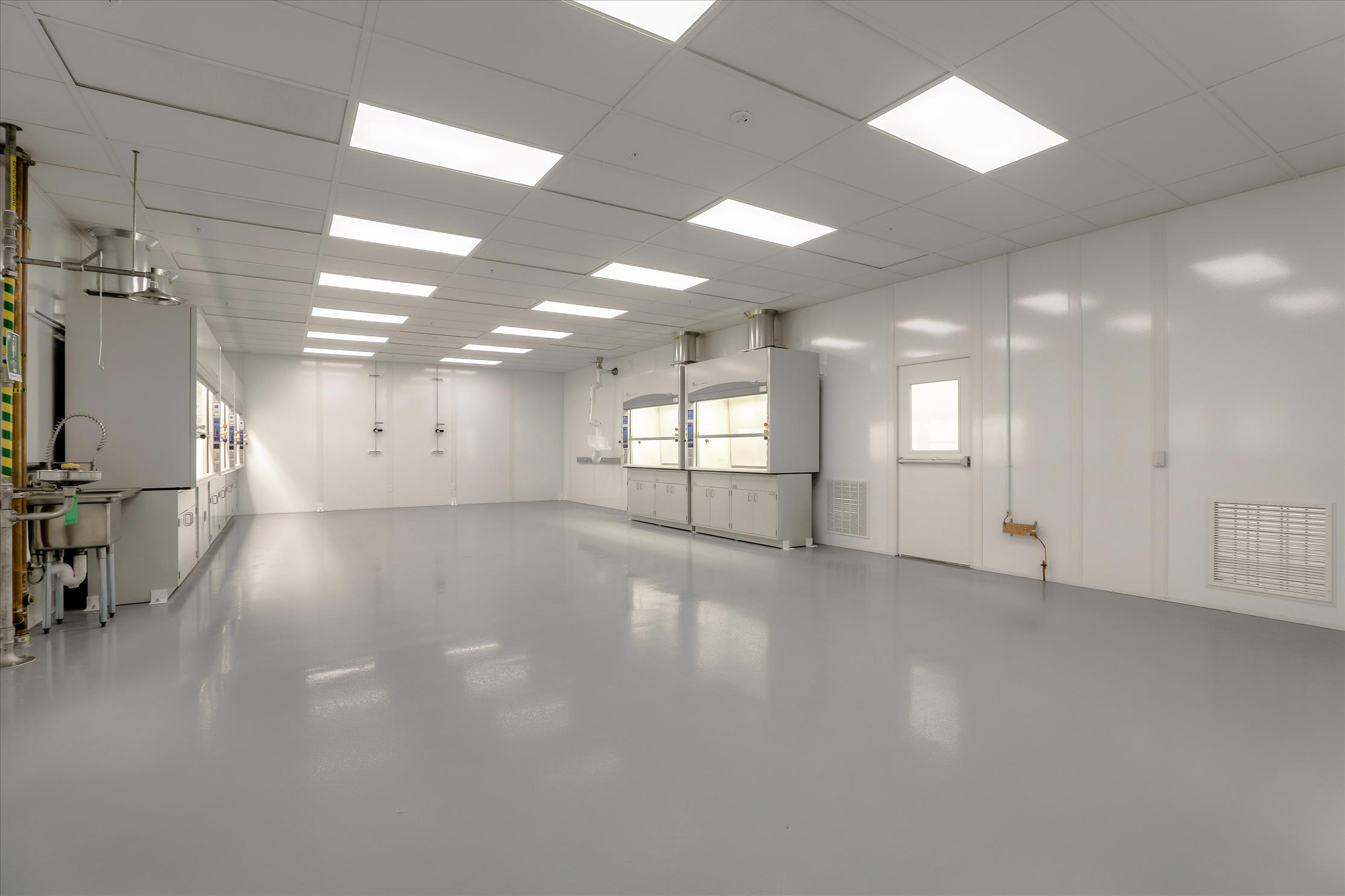 Cleanroom Conversions