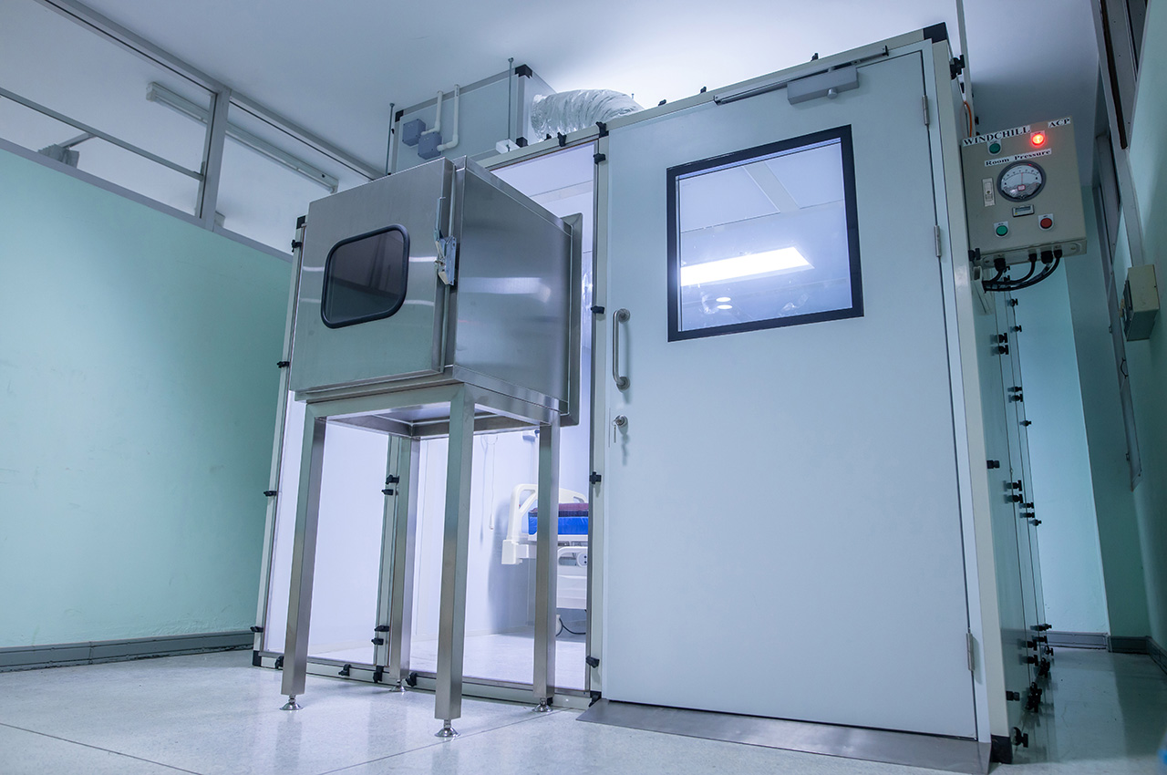 manufacturing cleanrooms