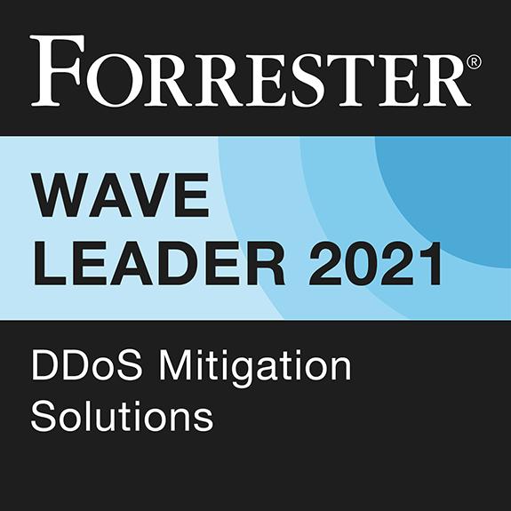 Forrester Wave Leader 2021 DDoS Mitigation Solutions