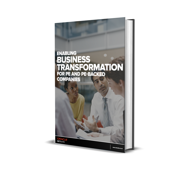 Enabling Business Transformation for PE