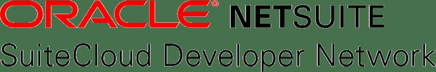 SuiteCloud Developer Network Member