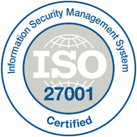 ISO 27001 Certified most data secure school management system