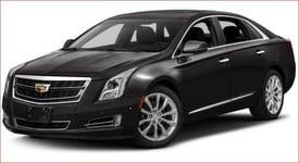 2-4 passenger Cadillac XTS Sedan | AM PM Limousine Service