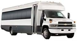 GMC 5500 Shuttle Bus