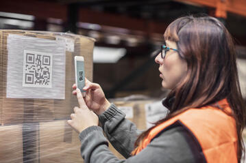 Announcing New Barcode Scanning Feature