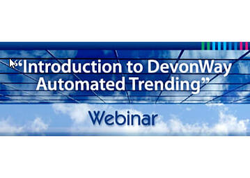 Introduction to DevonWay Automated Trending