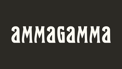 A new name resounds in the company: Ammagamma!
