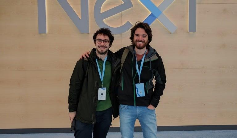 2 ingegneri al Google Next '17   Day 1