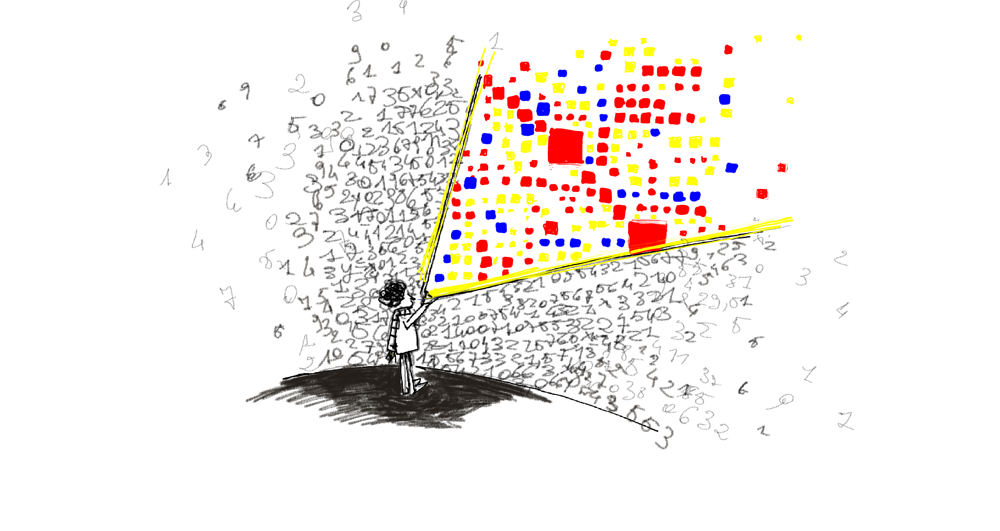 L'esperienza Sensibile dell'Intelligenza Artificiale
