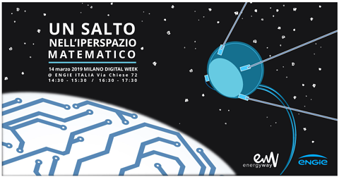 Energy Way & ENGIE @ Milano Digital Week 2019