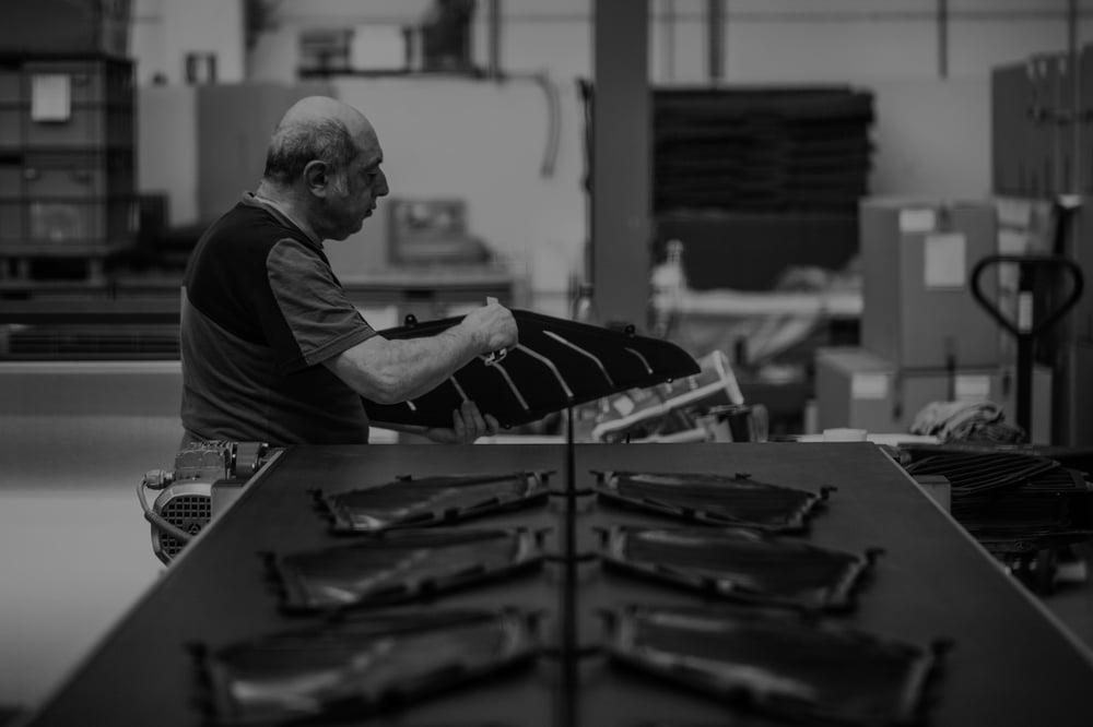 La PMI Ferrari Roloplast potenzia la produttività