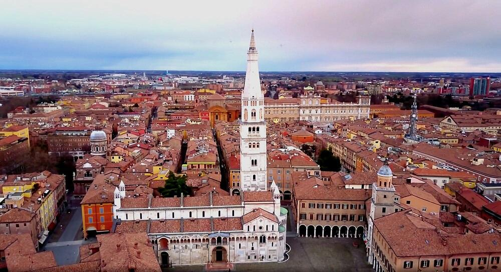 The experiential rationality for Modena Creative City