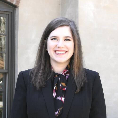 Headshot of Savannah Stewart, Marketing Associate at at OneAscent