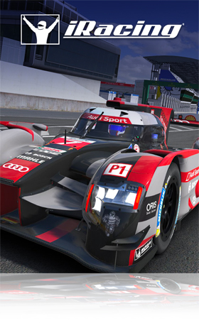 Games Poster Septembre 2021_iRacing
