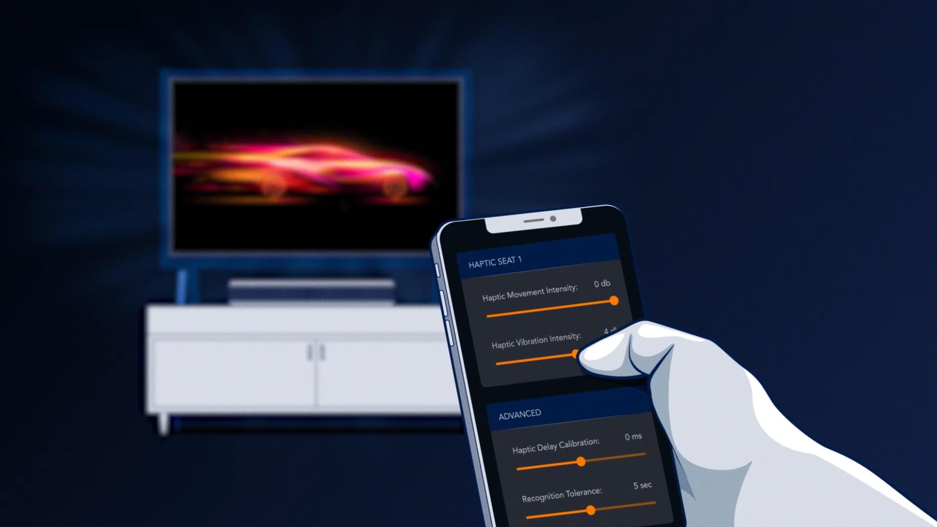 D-BOX-HapticSync-App