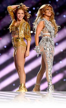 Music Poster Septembre 2021_Shakira et JLO