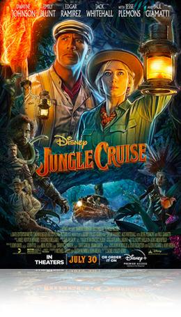Poster 260x455_Jungle Cruise