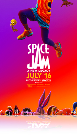 Poster 260x455_Space Jam