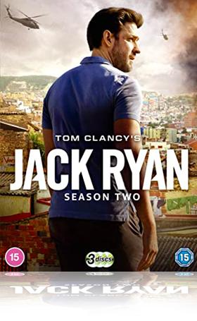 Series Poster Septembre 2021_Jack Ryan Season 2