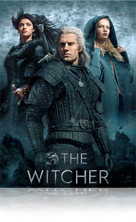 Series Poster Septembre 2021_The Witcher Season 1_