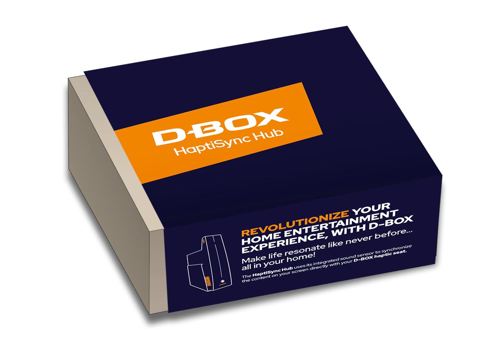 D-BOX-Haptisync-hub-box